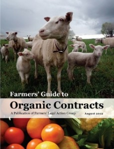 Farmers' Guide to Organic Contracts